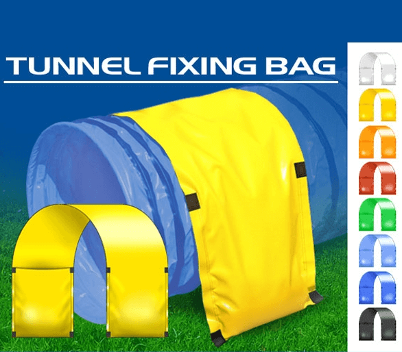 sandtaschen f r agility tunnel pettys heimtierbedarf. Black Bedroom Furniture Sets. Home Design Ideas