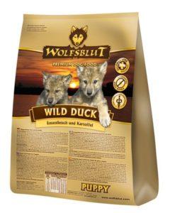Wolfsblut Wild Duck entenfleisch