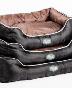 Wasserfestes Bett Sett - Schwarz