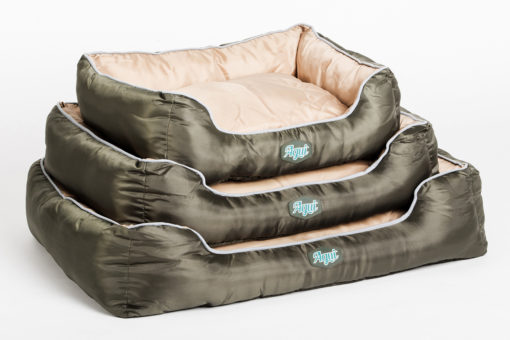 Wasserfestes Bett Sett - Grün